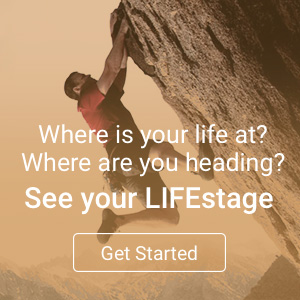 where is your life heading? see your LIFEstage