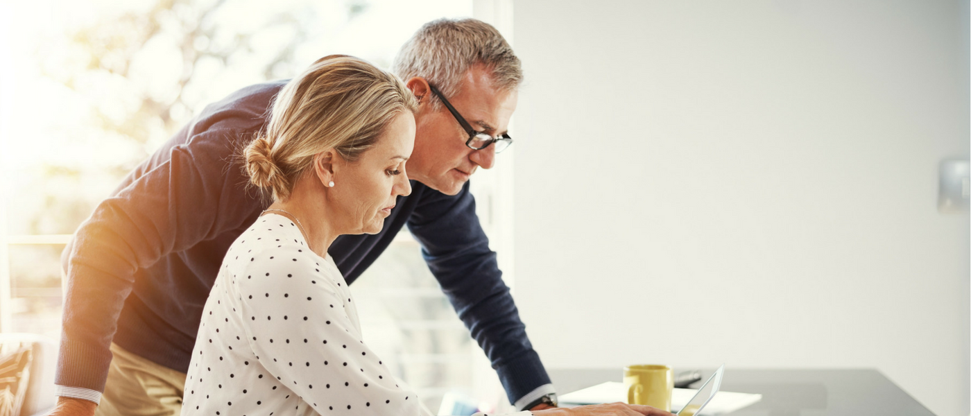 Retirement planning when you're late to the party