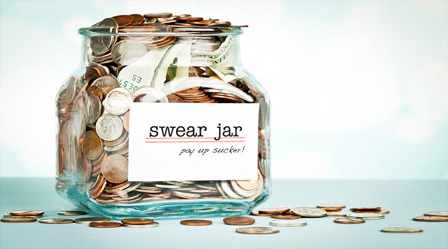 Over Flowing Sweat Jar